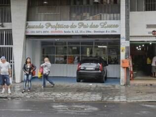 Cidades - Belo Horizonte  / MINAS GERAIS / BRASIL Membros de greja Cruzada Profetica Pai das Luzes sao denunciados por enganar fieis.  Foto: Uarlen Valerio / O Tempo 24-07-2014