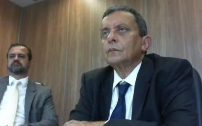 Ex-marqueteiro do PT, João Santana prestou depoimento como testemunha de acusação em ação sobre sítio de Atibaia