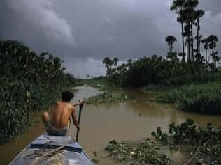 Longe da capital, imensas áreas indígenas se escondem em meio à floresta amazônica