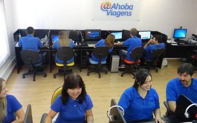 Ahoba Viagens  as franquias da agência de viagens online asseguram retorno  de 6 a 12 e378ef1bfc