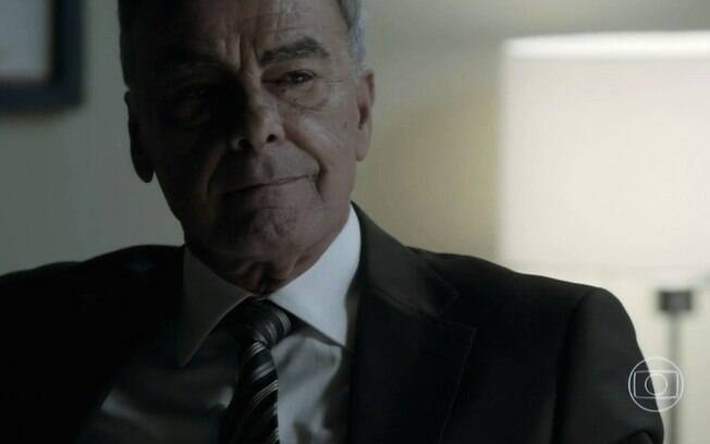 Império: José Alfredo consegue número de seu inimigo misterioso, Fabrício Melgaço, liga e toma choque com quem atende