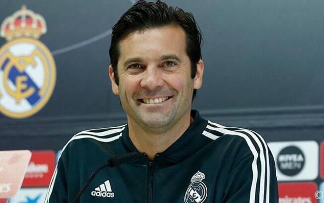 Santiago Solari foi efetivado como técnico do Real Madrid