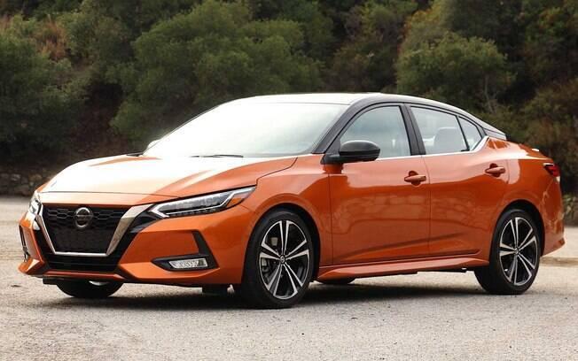 Aguardado no Brasil, o novo Nissan Sentra foi o carro mais vendido da China