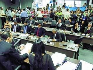 Tramitação.  Projeto de lei do home office foi lido na sessão da Câmara de Betim nesta semana