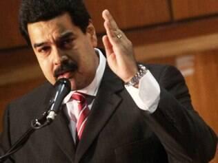 Maduro repudia projeto dos Estados Unidos de sanções a funcionários venezuelanos