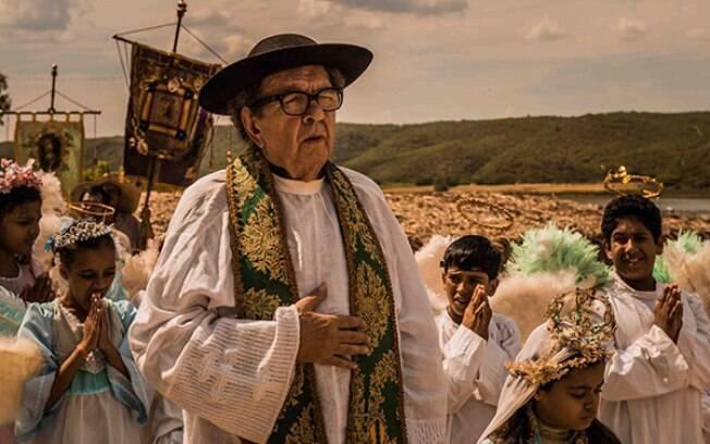 O ator estava atuando na novela