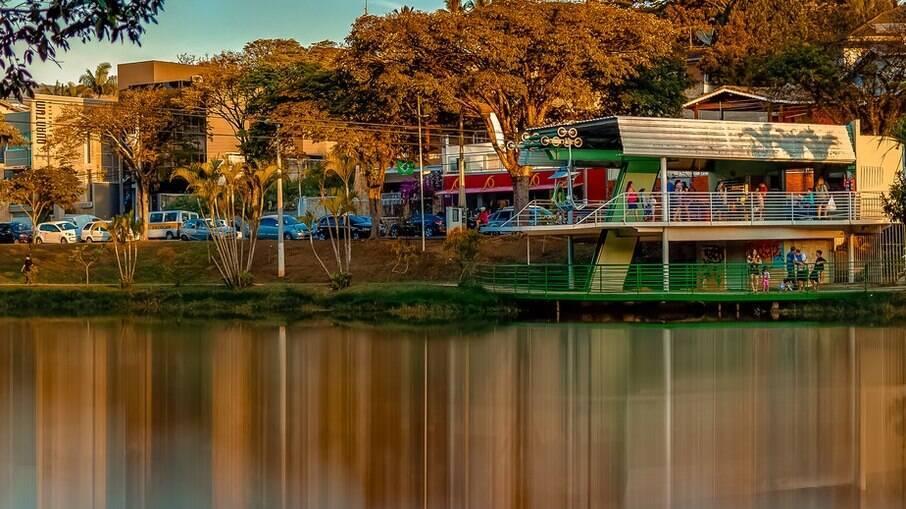 O município possui um clima agradável de serra, segundo a UNESCO, é o segundo melhor do mundo.