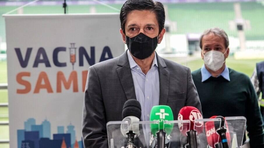 Prefeito Ricardo Nunes