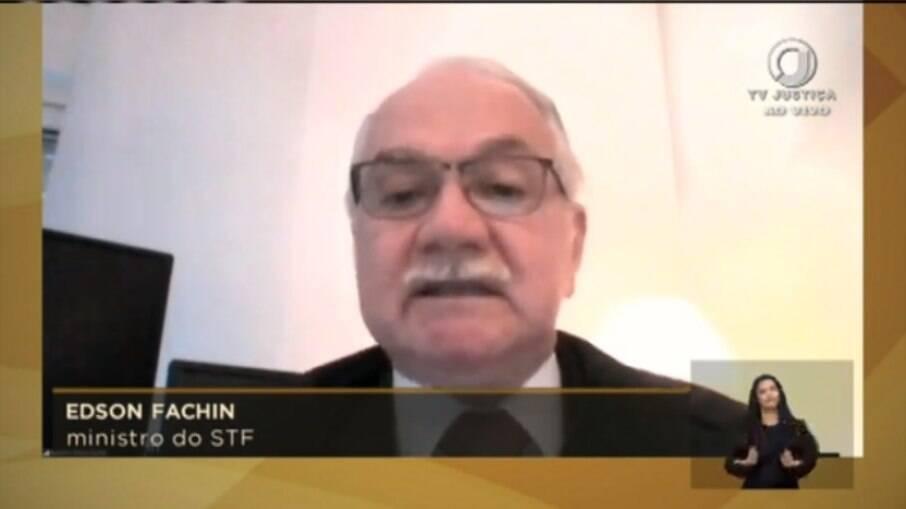 Edson Fachin, ministro do Supremo Tribunal Federal (STF)