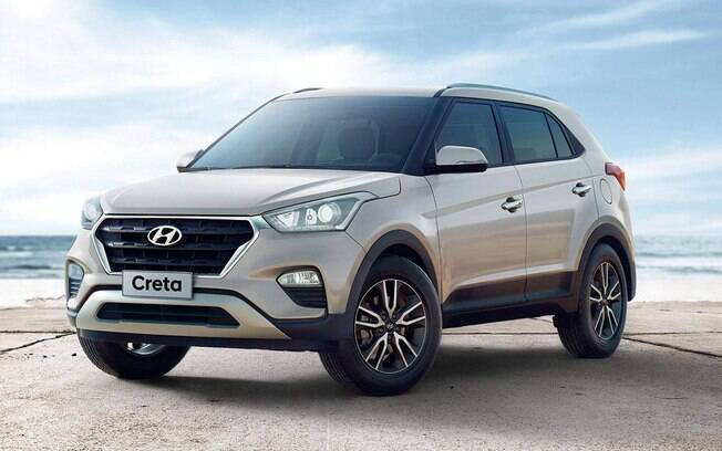 Hyundai Creta: o novo SUV coreano fez os brasileiros esquecerem que um dia amaram o Tucson e superou até o Compass no mês passado