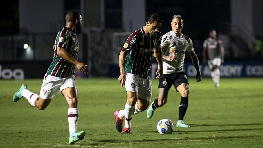 Fluminense e Atlético-MG se enfrentam pela Copa do Brasil