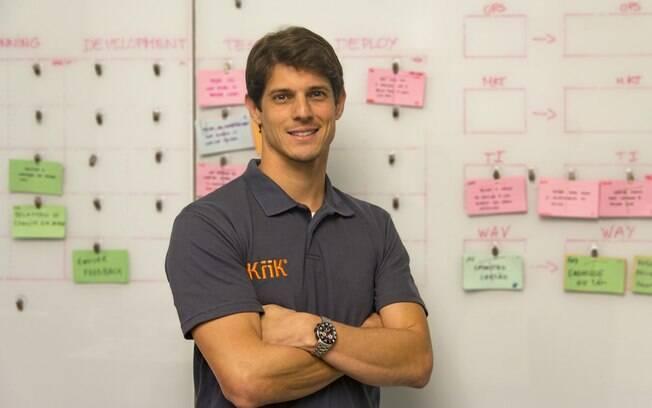 O CEO da Kiik, Maurício Valim, afirma que os aplicativos de pagamento mobile tem muito espaço para crescer no País