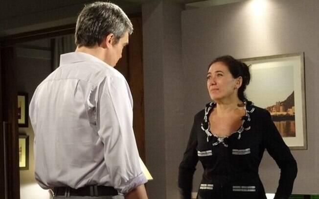 Griselda e René terminam o namoro após chef descobrir mentira em