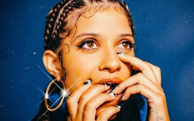 Blaya é a cantora portuguesa que uniu Madonna e Anitta