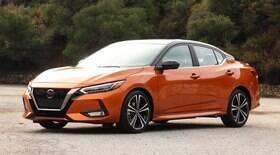 Nissan confirma novo Sentra no Brasil