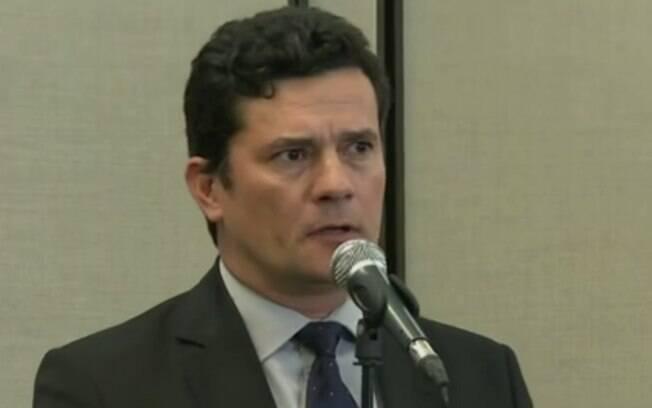 Sérgio Moro disse que em 1º de novembro se encontrou com o presidente eleito Jair Bolsonaro (PSL)