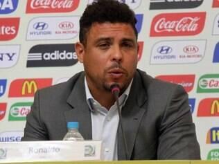 Ronaldo se disse favorável às manifestações populares que tem ocorrido no País