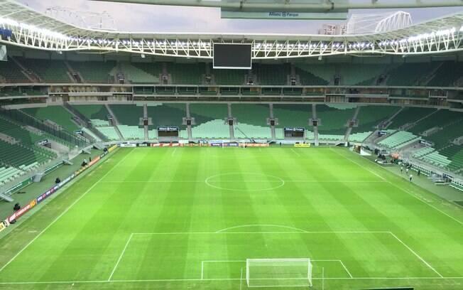 Allianz Parque%2C estádio do Palmeiras