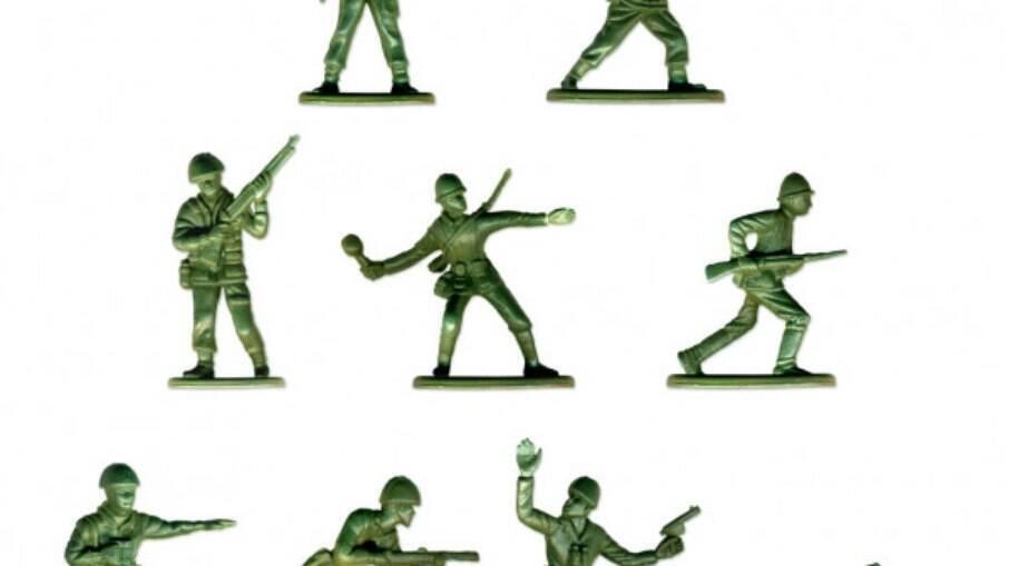 Governo pretende comprar 200 unidades de soldados de brinquedos por R$ 408,67 cada