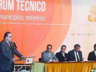 Fórum. Situação das prefeituras foi debatida na semana passada no Fórum Técnico dos Municípios
