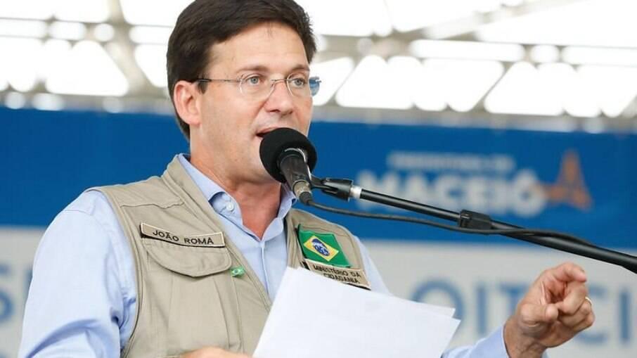 Ministro da Cidadania, João Roma