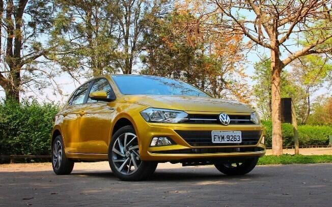 VW Polo: assim como o carro, o lançamento foi bem acertado e levou ao rápido sucesso do modelo no mercado brasileiro