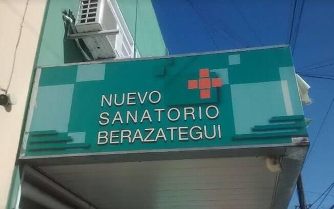 Perna de Magdalena Leguizamón já estava comprometida pela doença e amputação foi escolha dos médicos