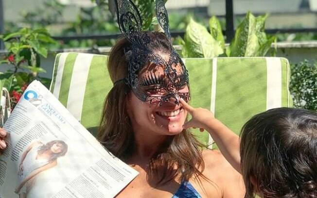 De Paolla Oliveira a Flavia Alessandra, o que as famosas estão fazendo na páscoa?