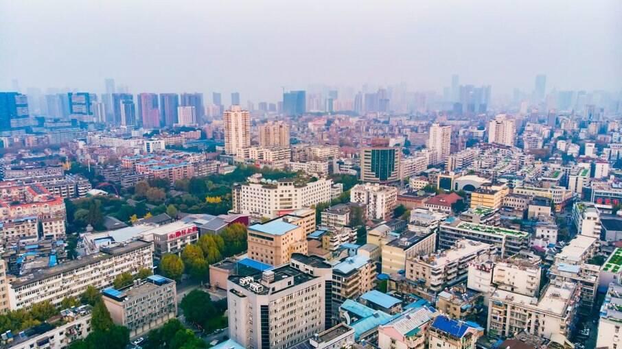 Wuhan, na China