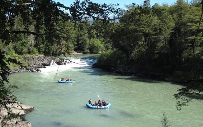 Turismo no Chile - A cidade é ideal para quem quer tem mais contato com a natureza em se aventurar em passeios radicias