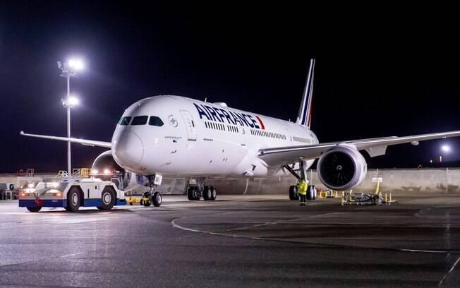 Air France suspende temporariamente ligação com Fortaleza devido pandemia