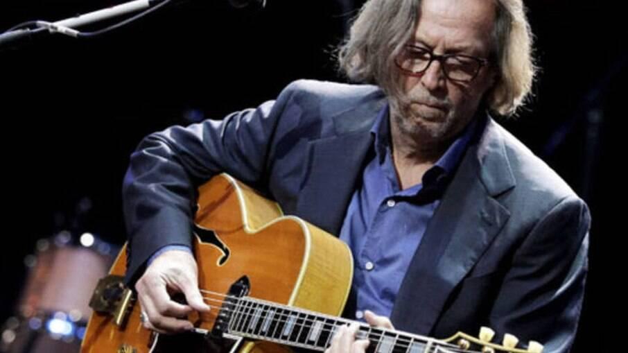 Eric Clapton reclamou de ostracismo