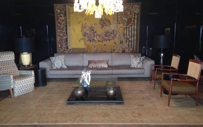 O Restaurante Casa Cor foi planejado pela dupla Frederico Moran e Haroldo de Barros Rodrigues. Com 412 m², o espaço se destaca pelo mix de decoração clássica com elementos contemporâneos