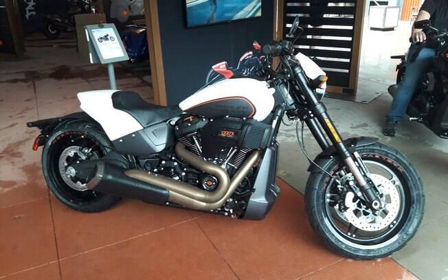 A Harley-Davidson FXDR é a novidade mais aguardada da linha 2019 entre os modelos que serão lançados