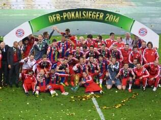 Bayern de Munique conquista a Copa da Alemanha após final emocionante com o Borussia