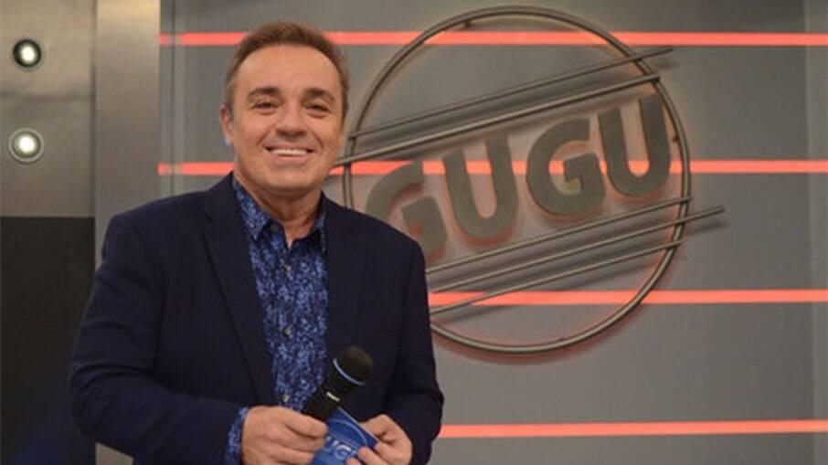Família de Gugu Liberato mantém redes sociais do apresentador ativa