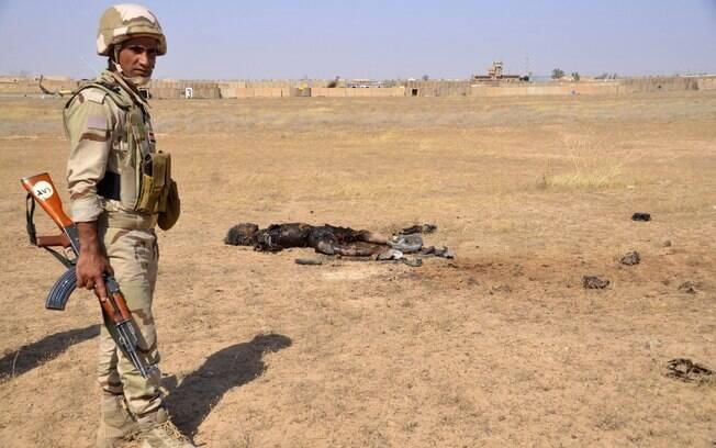 Essay war against terrorism