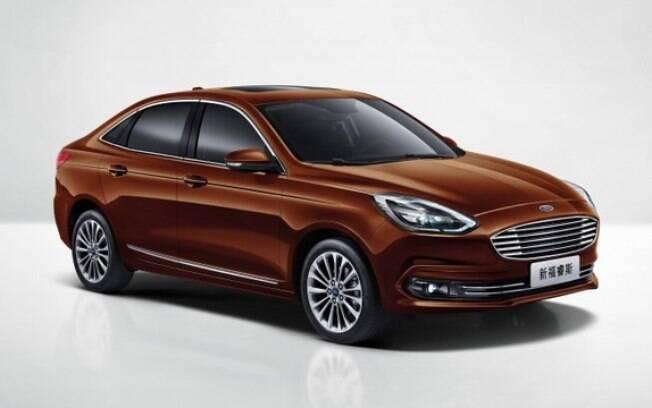 Ford Escort, assim como o Chevrolet Monza, fizeram sucesso no Brasil e ainda são vendidos na China