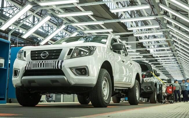 Nissan Frontier S: modelo básico é novidade para o fim do ano. Se junta às versões SE e Attack