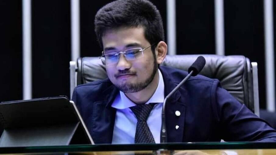 Kim Kataguiri é deputado federal pelo DEM de São Paulo