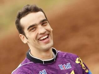 O mineiro Jorge Balbi Jr. é o principal piloto do motocross brasileiro