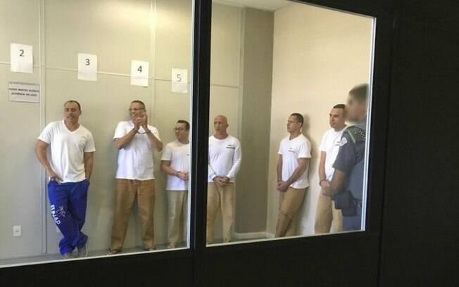 Alexandre Nardoni, Mizael Bispo de Souza, Gil Rugai, Cristian Cravinhos, Guillherme Longo e Lindenberg Alves ficaram presos em Tremembé