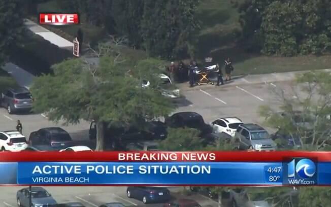Ex-funcionário de prefeitura abre fogo e deixa 12 mortos na cidade de Virginia Beach nos EUA