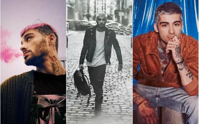 Homens mais bonitos de 2018! Zayn, o músico que encanta com sua beleza e talento