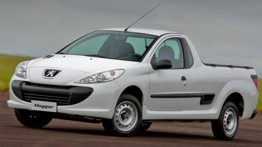 Pouco lembrada, a Peugeot Hoggar pode levar 1.152 litros na caçamba e ainda restam unidades usadas em bom estado