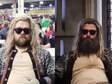 Cosplay de Thor gordo faz sucesso nas Comic-Cons ao redor do mundo
