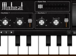 Mobeat recria o sintetizador de Robert Moog