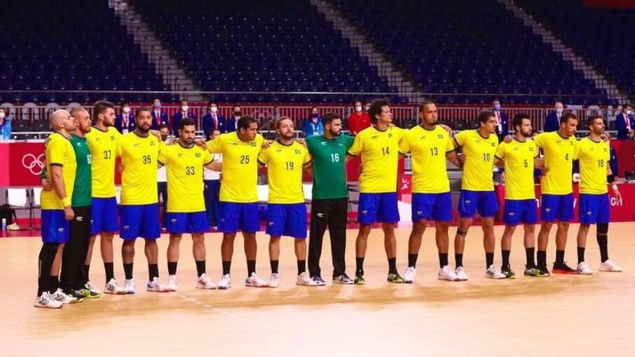 Brasil venceu a Argentina por 25 a 23