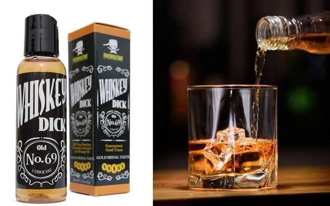 Para os fãs de uísque, caipirinha e até catuaba, há lubrificantes que imitam o sabor de drinques e bebidas alcoólicas