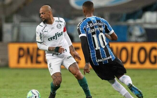 Palmeiras e Grêmio fazem jogo decisivo da Copa do Brasil neste domingo (07)